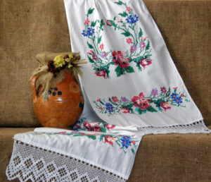 Обыденное полотенце