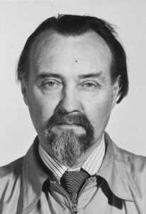 Сергей Яковлевич Парамонов (Лесной)