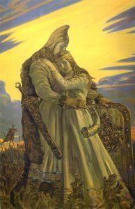 Клименко А., Прощание