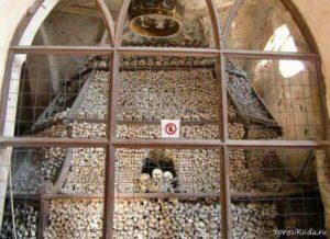Костница храма на Шипке