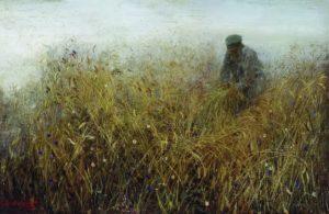 Максимов В.М., Залом ржи.1903 год