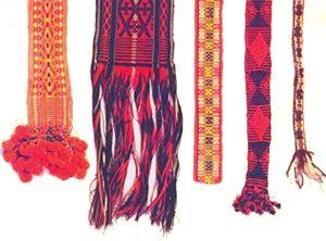 Традиционные восточнославянские пояса из собрания Российского этнографического музея (Санкт-Петербург)