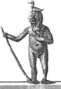 Радегаст из прильвицкой коллекции (по А. Г. Машу)